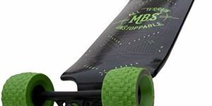 1. MBS All-Terrain Longboard