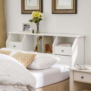 1. Revere Headboard with Storage Queen