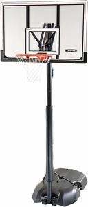 #1.Lifetime 51544 Front Court Portable Basketball System