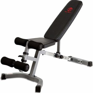 #10- Marcy Utility Weight Bench