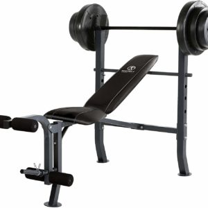 #11- Marcy MD-2082W Diamond Elite MD Standard Bench