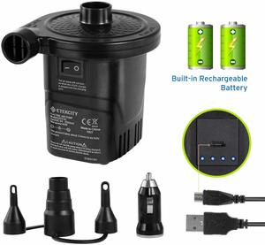 15- Etekcity Electric Air Mattress Pump