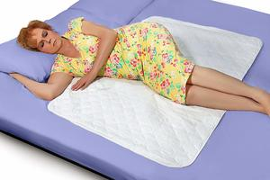 #2- Epica waterproof mattress pad