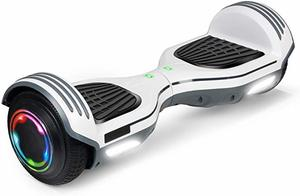 2- SISIGAD Hoverboard Self Balancing Scooter
