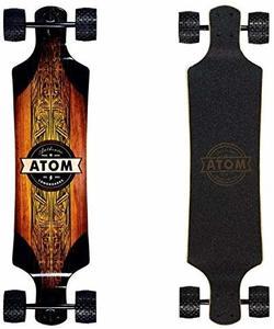 2. Atom Longboards Atom All-Terrain Longboard