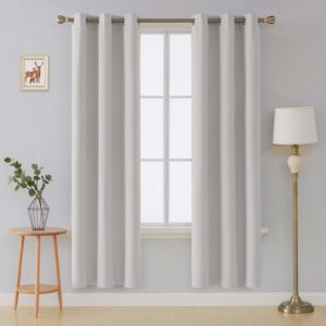 Top 10 Best White Blackout Curtains in 2021 Reviews