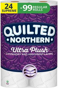 #2. Quilted Northern Ultra Plush Toilet Paper
