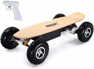3. MotoTec 1600W Dirt Electric Skateboard