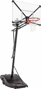 #3. Silverback NXT Portable Height-Adjustable Basketball Hoop Assembles