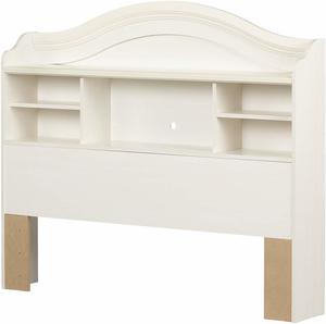 3. South Shore Summer Breeze Bookcase Headboard