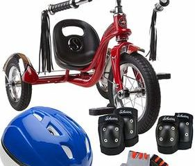 #4 - Schwinn Bundle Includes 3 Items Roadster 12-Inch Trike