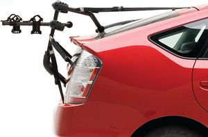 4. Hollywood Racks Expedition Trunk Mounted Bike Rack