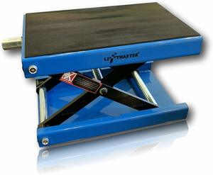 4. Liftmaster Wide Deck Motorcycle Stand