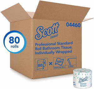 #4. Scott Essential Professional Bulk Toilet Paper