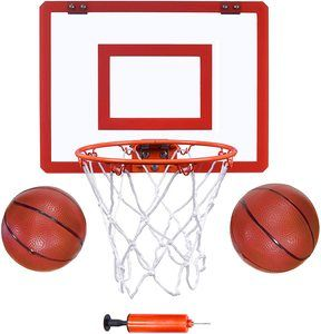 #5 Long Game Indoor Mini Basketball Hoop