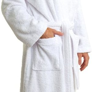 #5- TowelSelections Men's Robe