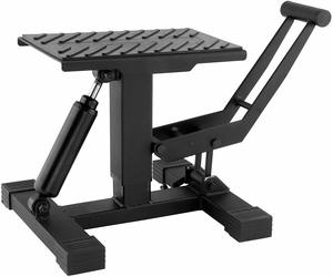 5. BikeMaster Easy Lift & Lower Off-Road Motorcycle Stand