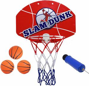 #6 Slam Dunk Mini Basketball Hoop for Kids Children or Adults