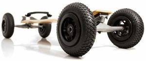 6. OPB SDS New Improved Mountain Board Skateboard