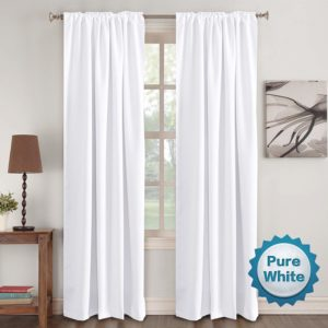 6. Window Treatment Curtains Insulated Thermal Curtains