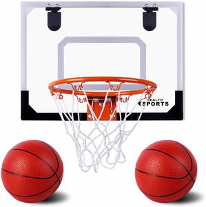 #7 AOKESI Indoor Mini Basketball Hoop and Balls