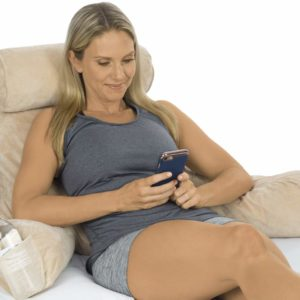 7. Xtra-Comfort Reading Pillow