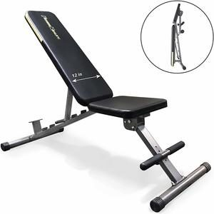#8-Fitness Reality Weight Bench