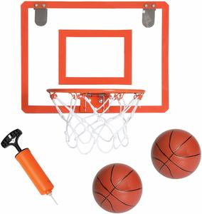 #8 Play Platoon Mini Basketball Hoop for Door - 16 x 12 Inch
