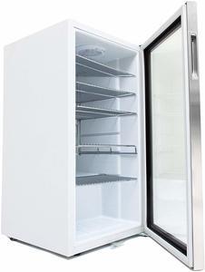 8. Whynter Stainless Steel Beverage Refrigerator