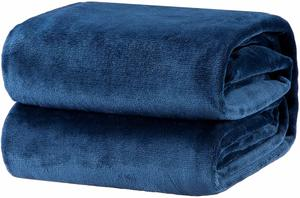 #9- Bedsure Fleece Blanket