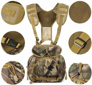 9 Binocular Harness Case Field Pack for Binos Cameras Optics Rangefinder Gear