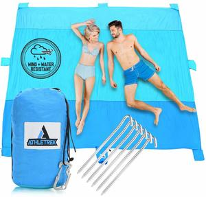 Top 10 Best Beach Blankets in 2021 Reviews