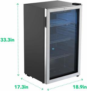9. Vremi Beverage Refrigerator and Cooler