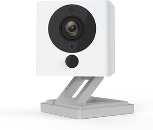 #1 Wyze Cam 1080p HD Indoor Smart Home Camera with Night Vision