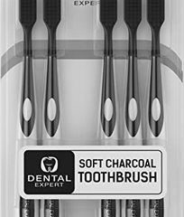 1. Dental Expert Charcoal toothbrush