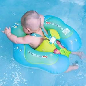 1. Free Swimming Baby Float