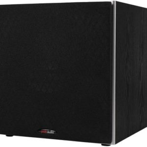 1. Polk Audio PSW10 Subwoofer - Best In-wall Subwoofer
