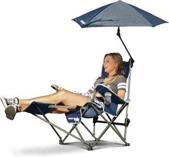 1. Sport-Brella - Best Reclining Camp Chairs