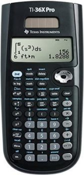 1. Texas Scientific Calculator