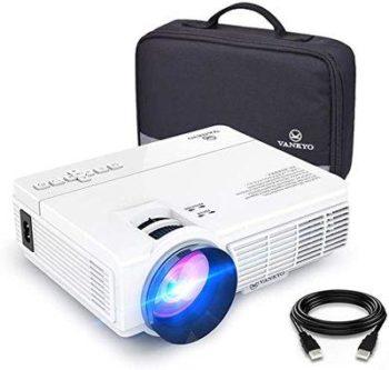 1. Vankyo 2 Mini Projectors