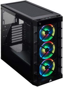 10. Corsair Icue 465X RGB Mid-Tower ATX Smart Case