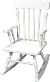 10. Gift Mark Toddler Rocking Chairs