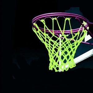 10. LEADTEAM Nightlight Basketball Net