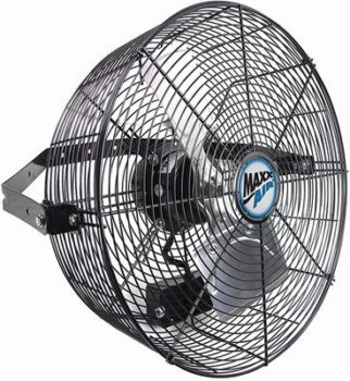 10. Maxx Air Wall Mount Fan