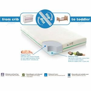 10. My First Flip Mattress Combination Baby Crib Mattress