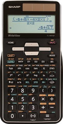 10. Sharp Scientific Calculators