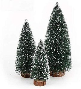10. TOBOK Mini Artificial Christmas Tree