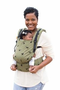 2. Baby Tula Free-to-Grow Baby Carrier