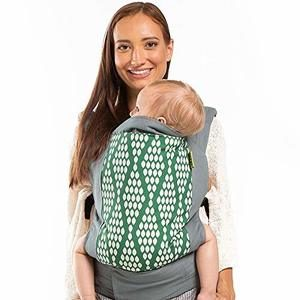 2. Boba Baby Carrier (Classic 4Gs - Organic Verde)