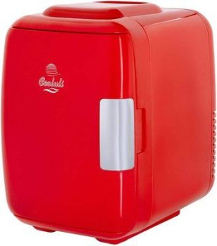 2. Cooluli Mini Freezer
